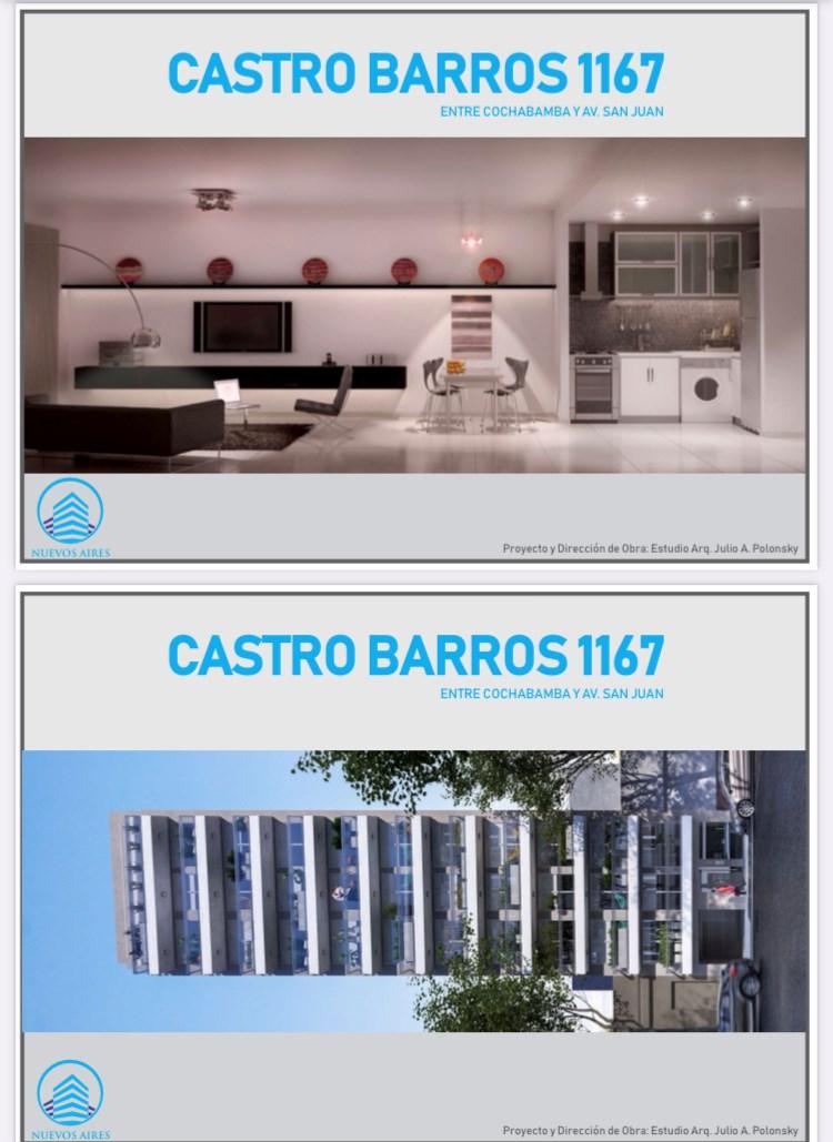 CASTRO BARROS 1100