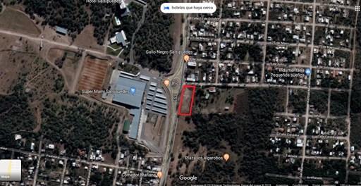Avenida Sarmiento (Ex Ruta E53) 1000