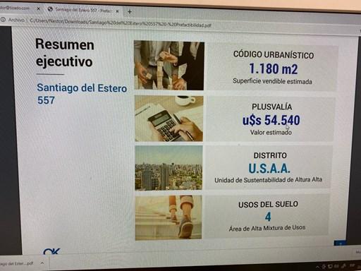 Santiago del  Estero 500