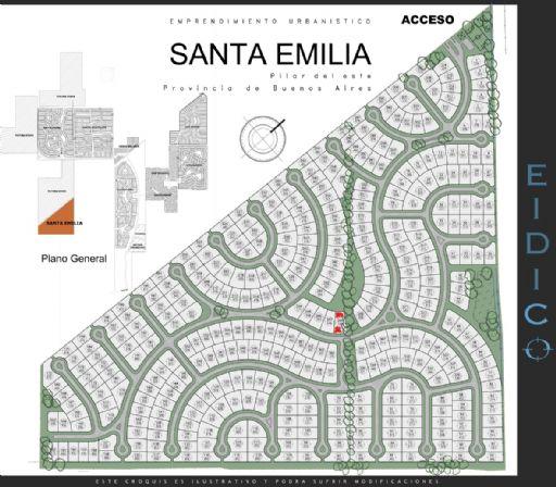 Santa Emilia, Lote 268