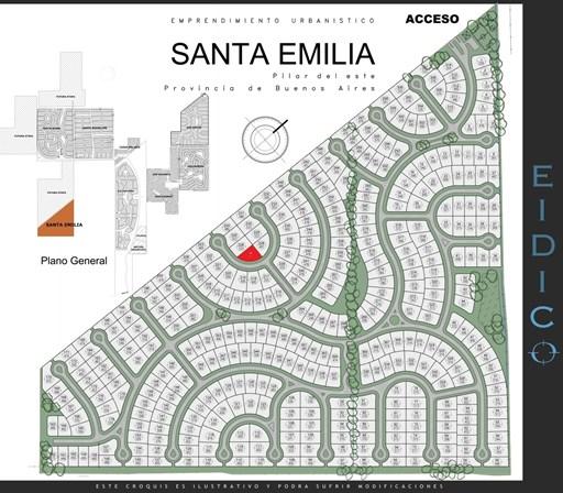 Santa Emilia, Lote 227