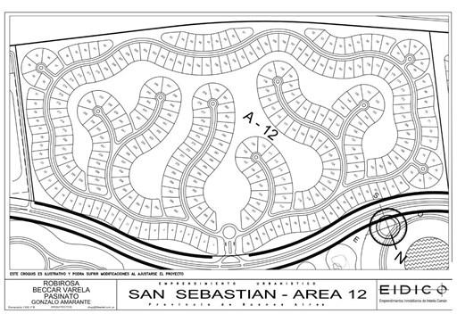 Area 12 Ntra Sra. de la Asuncion, Lote 240
