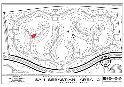 Area 12 Ntra Sra. de la Asuncion, Lote 241