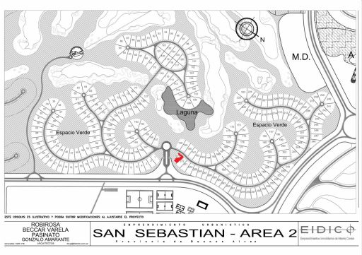 Area 2 Ntra. Señora del Rosario, Lote 273