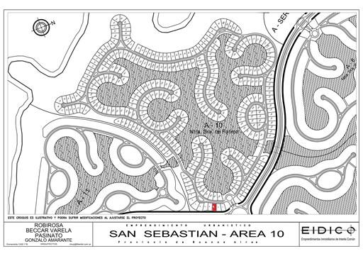 Area 10 Nuestra Señora de Fatima, Lote 3