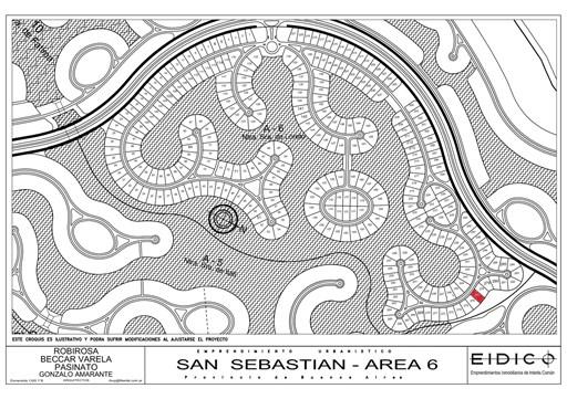 Area 6 Nuestra Señora del Loreto, Lote 277