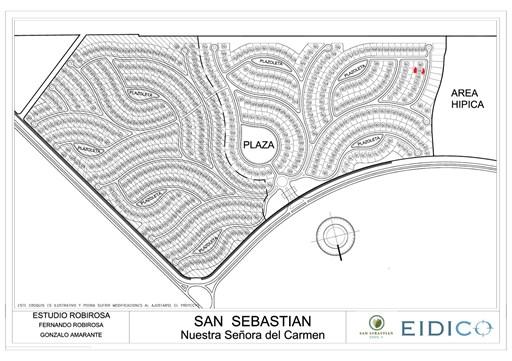 Area 13 Ntra Señora del Carmen, Lote 69
