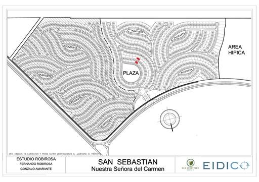 Area 13 Ntra Señora del Carmen, Lote 209