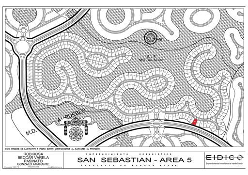 Area 5 Nuestra Señora de Itati, Lote 10