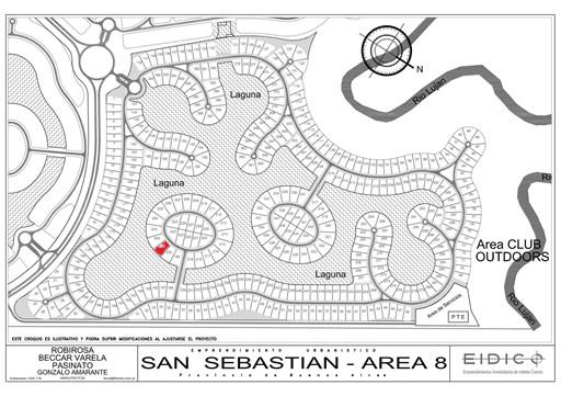 Area 8 Ntra. Sra. de Torreciudad, Lote 201