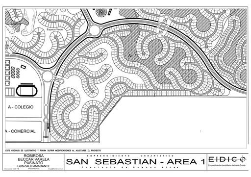 Area 1 Nuestra Señora del pilar, Lote 514