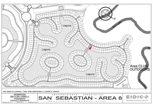 Area 8 Ntra. Sra. de Torreciudad, Lote 316
